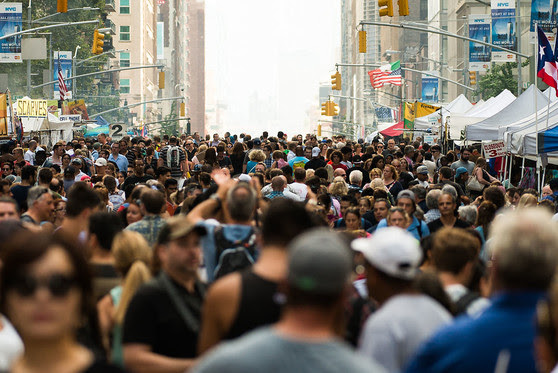 Census Bureau Estimates U.S. Population Reached 330 Million Today