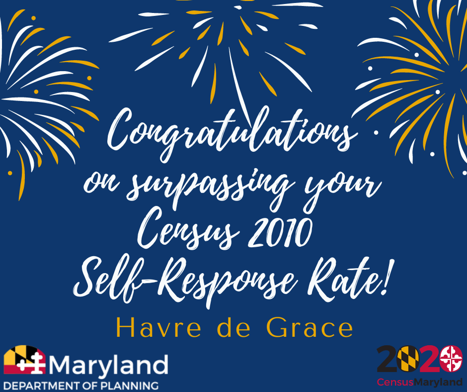 Havre-de-Grace-Surpasses-2010-Response-Rate