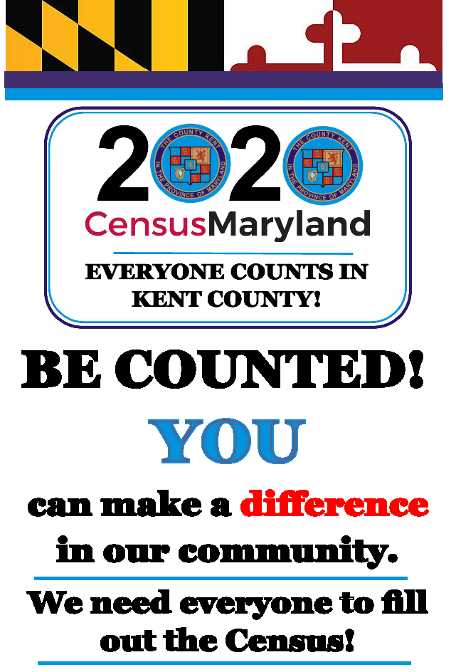 Kent County Census Promo