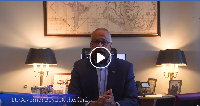 Lt. Governor Rutherford's Mundane But Meaningful - US Census in 60 Seconds