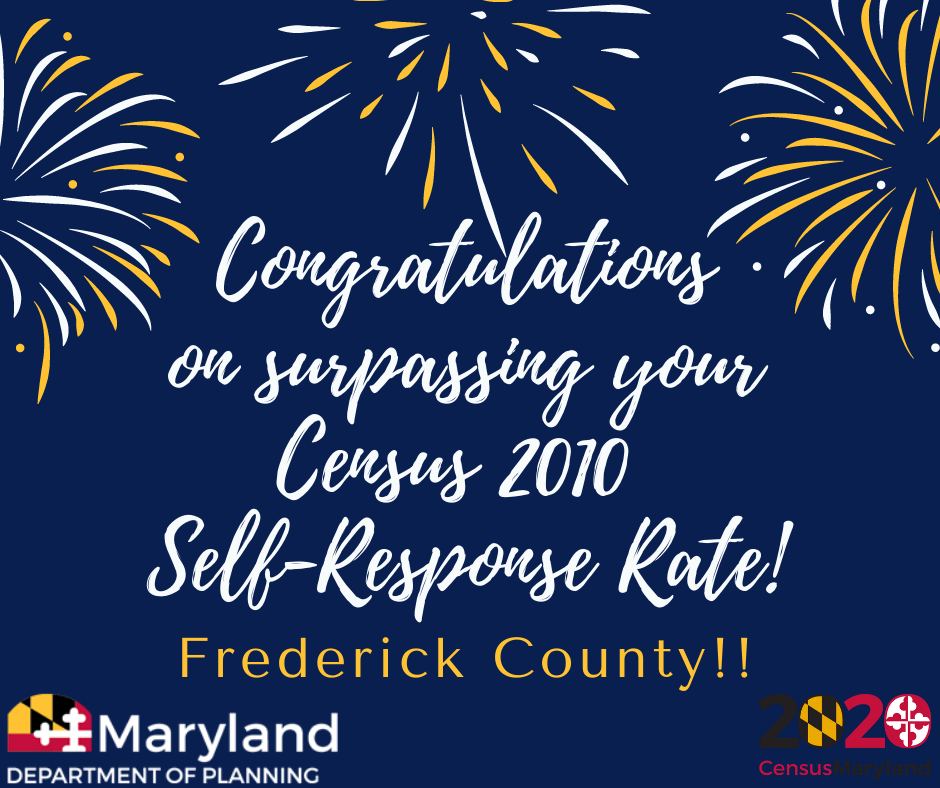Frederick-County-Surpasses-2010-Response-Rate