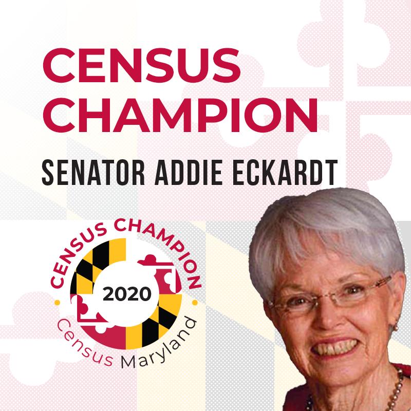 Senator Adelaide (Addie) Eckardt