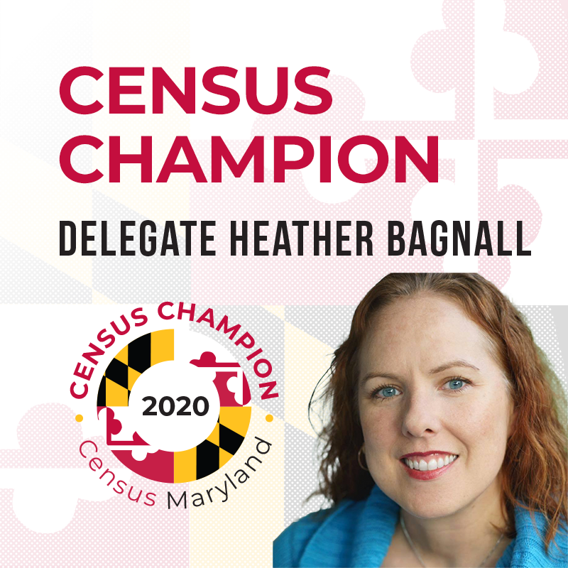 Delegate Heather Bagnall