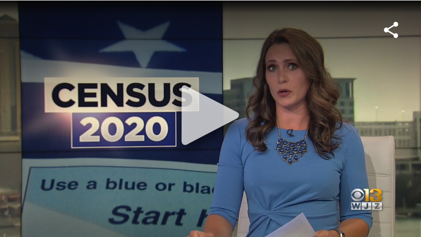 'This Is About Empowerment': Baltimore County Leaders Encourage Residents To Fill Out 2020 Census