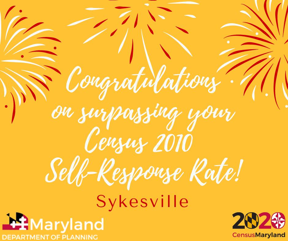 Sykesville-Surpasses-2010-Response-Rate