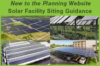 Solar Facility Guidance