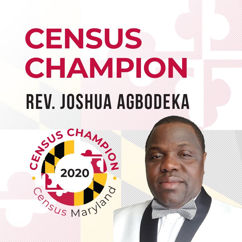 Rev. Joshua Agbodeka