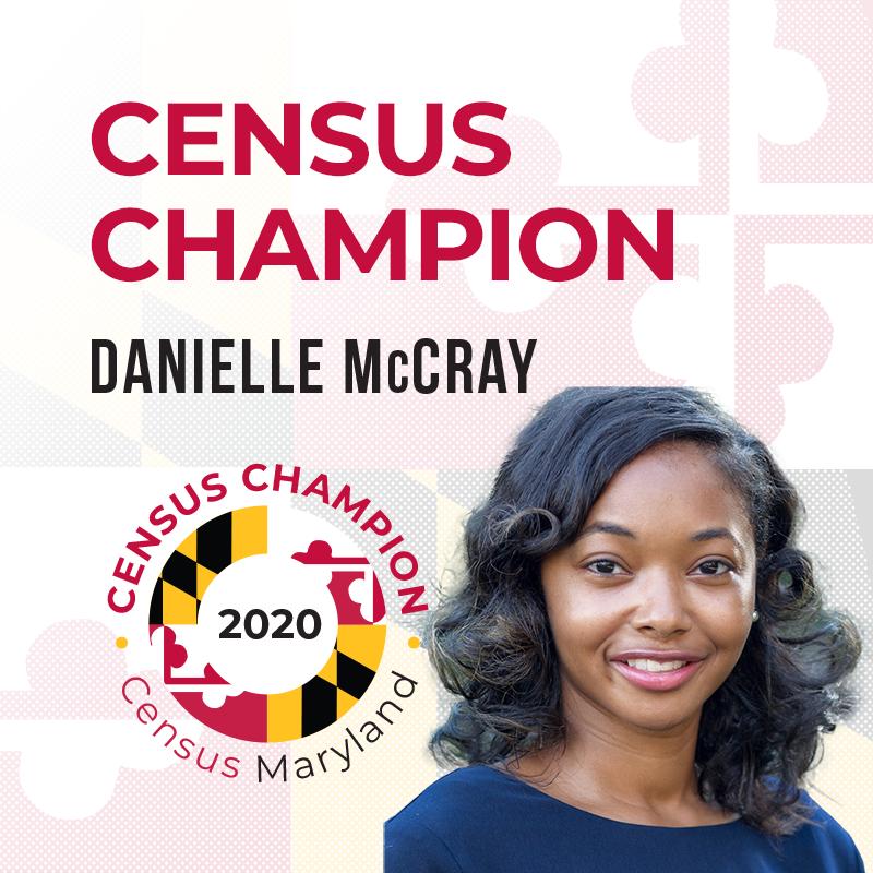 Councilwoman Danielle McCray