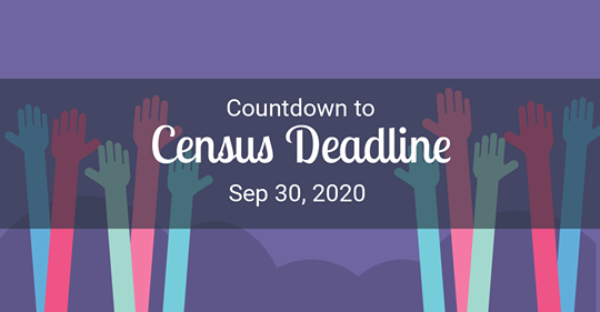 Countdown to Census Deadline