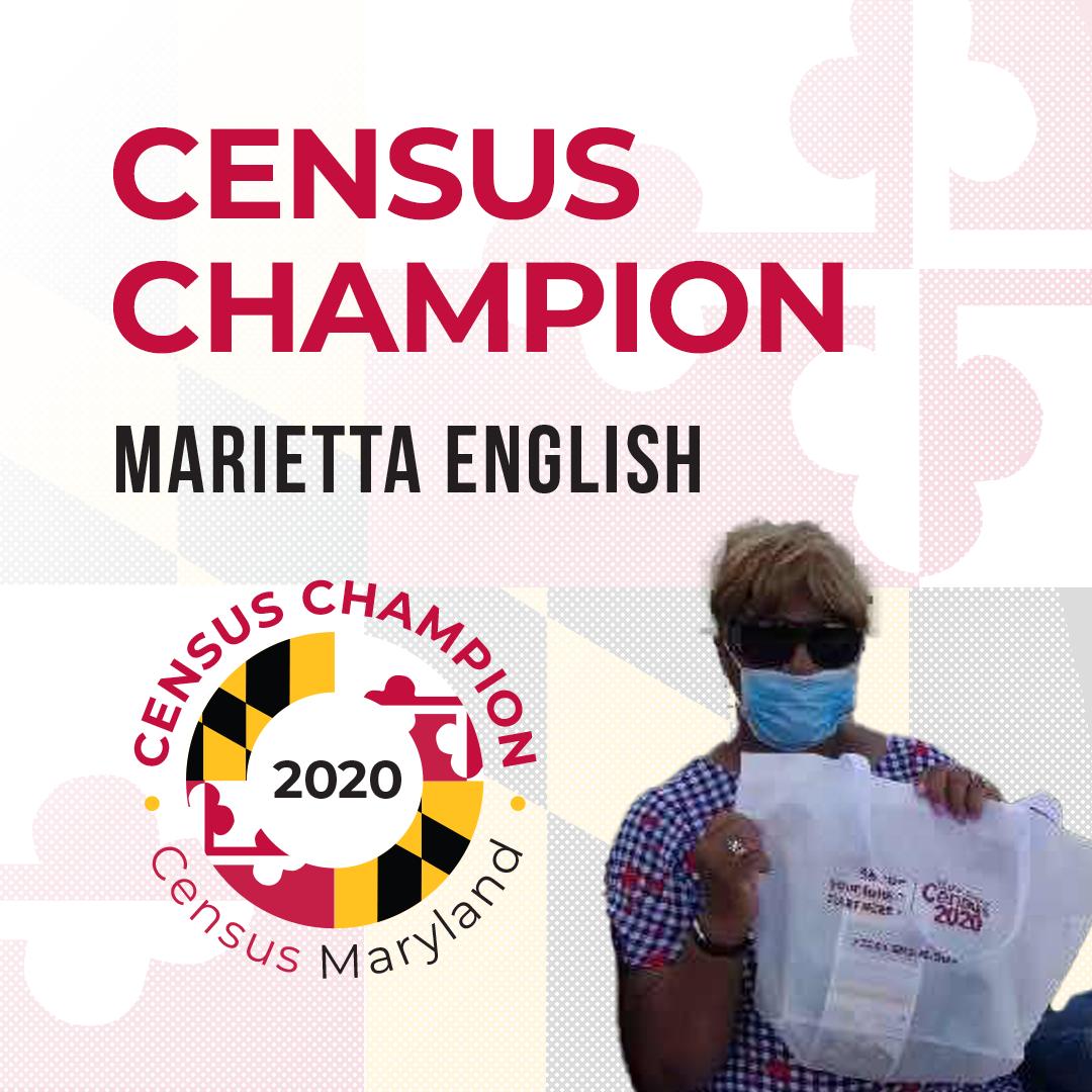 Marietta English
