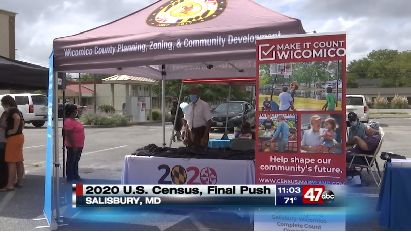 Wicomico County Leaders Make Final Push to Get Residents Counted for the 2020 Census