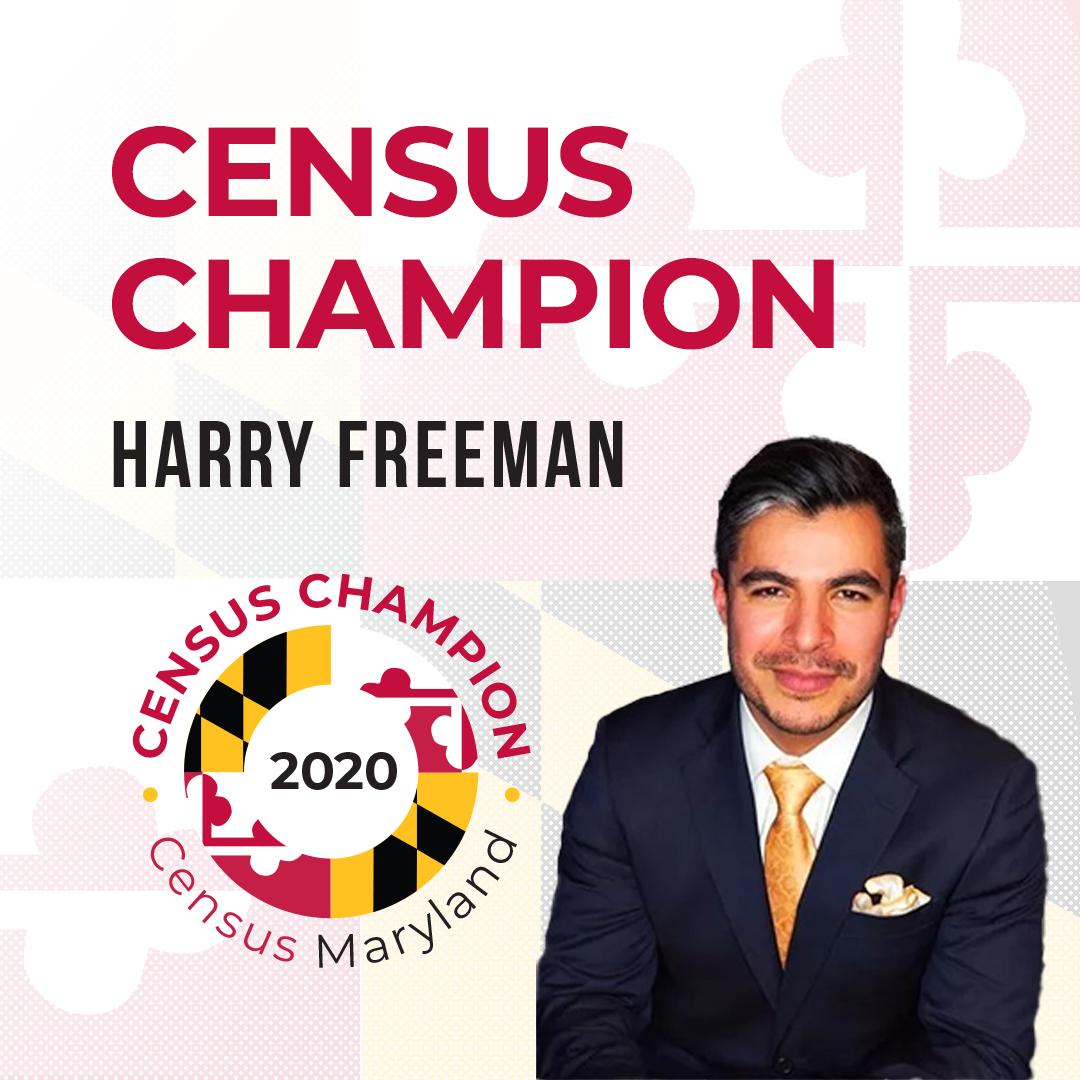 Harry Freeman