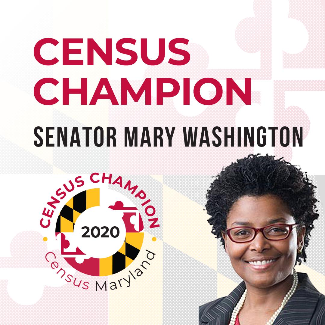 Senator Mary Washington