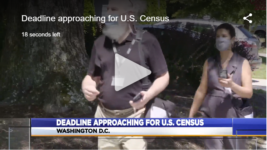 Deadline Quickly Approaches for 2020 Census