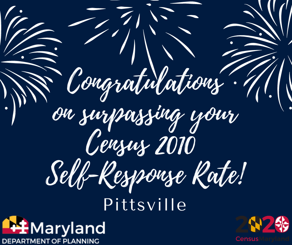 Pittsville-Surpasses-2010-Response-Rate