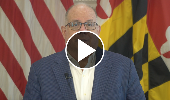 VIDEO RELEASE: With Less Than Ten Days to Complete 2020 Census, Governor Hogan Urges Full Participation from Marylanders