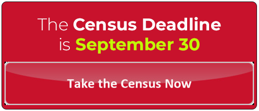 Take the Census Now Bold