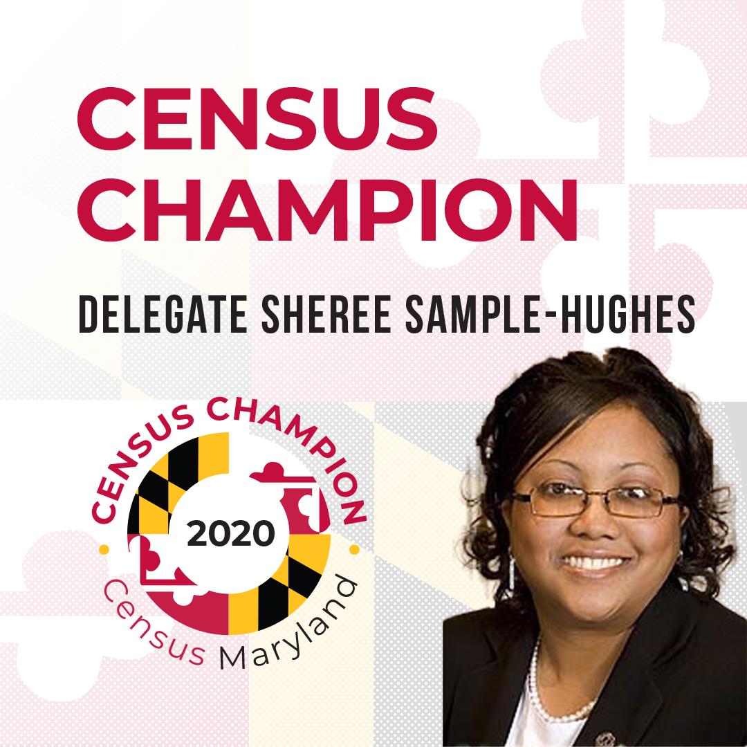 Delegate Sheree Sample-Hughes