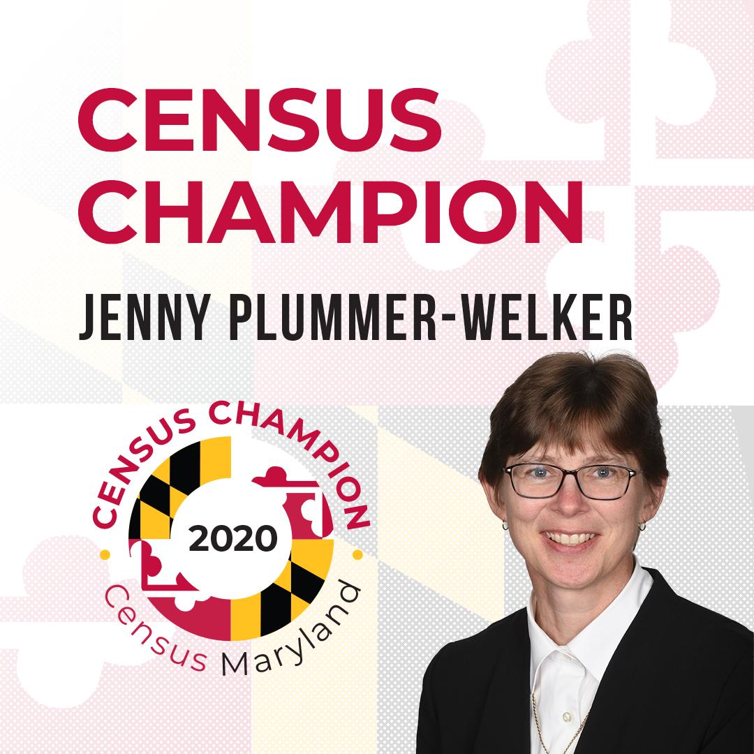 Jenny Plummer-Welker, AICP