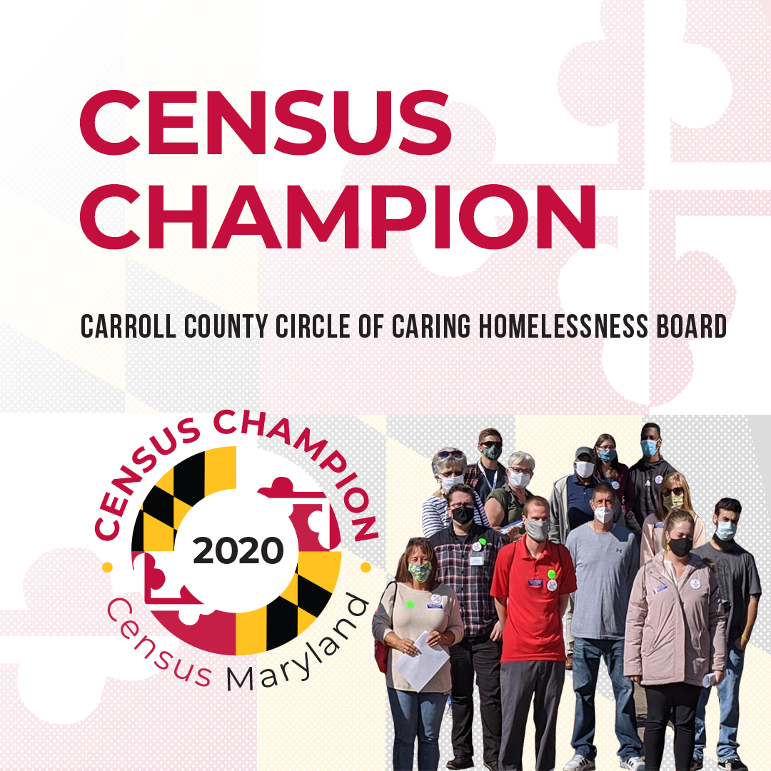 Census Champion Circle of Caring