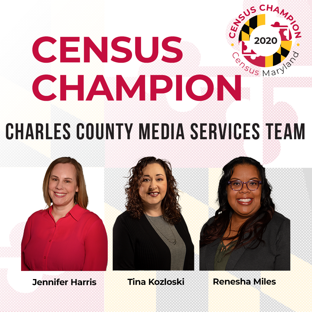 Charles County Media Services Staff