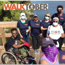 Walktober: It's a Wrap! Thanks to Our Partners and Participants for a Successful Walktober and Walk Maryland Day 2020
