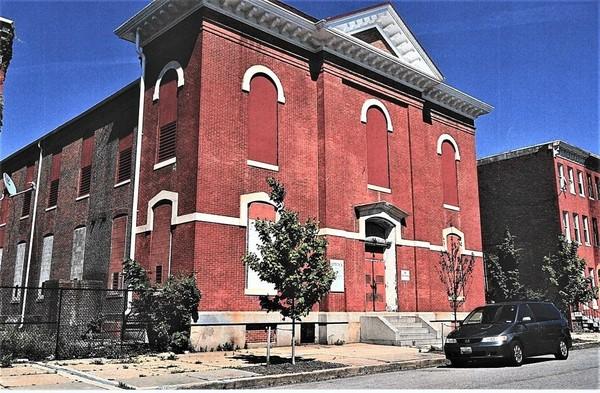 P.S. 103 Henry Highland Garnet School – Division Street, Baltimore City