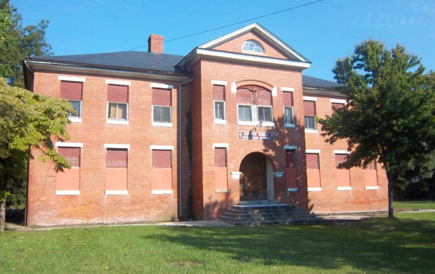 The Academy School – Mill Street, Dorchester County
