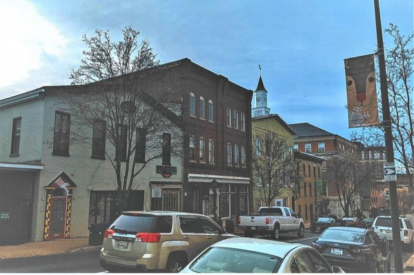 110 - 116 N. Potomac Street – North Potomac Street, Washington County
