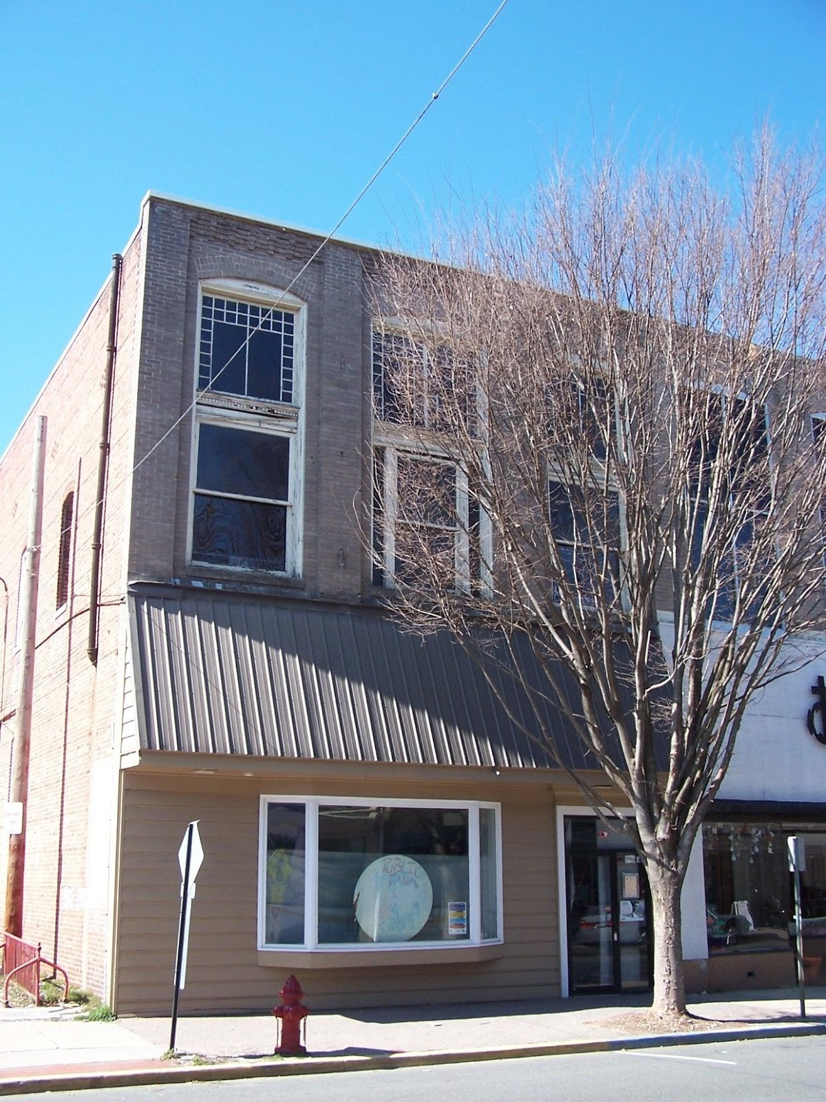 Stevens Smith & Co. Building – Race Street, Dorchester County