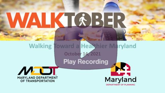 October 14 Walkinar #2