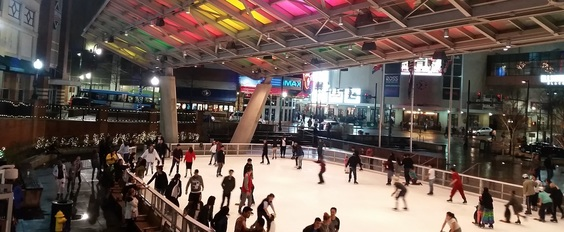 SSCB ice rink
