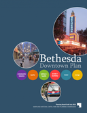 Bethesda Downtown Plan book cover