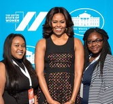 Montgomery County Young Women Participate in White House Events