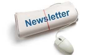 CUPF newsletters
