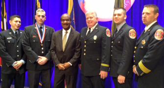 public safety heroes honored