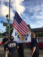 Montgomery County Deploys Support for US Virgin's Islands