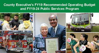 FY 2019 Recommended Operating Budget