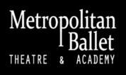metropolitan ballet logo