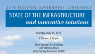 cover of state of the infrastructure and innovative solutions