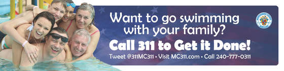 call 311 to get it done!