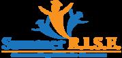 summer rise career logo