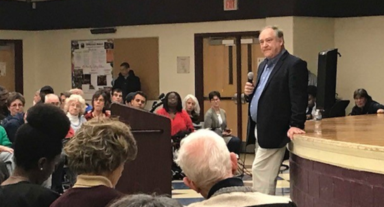 County Executive Marc Elrich Listening sessions