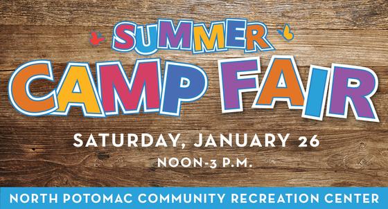 summer camps fair