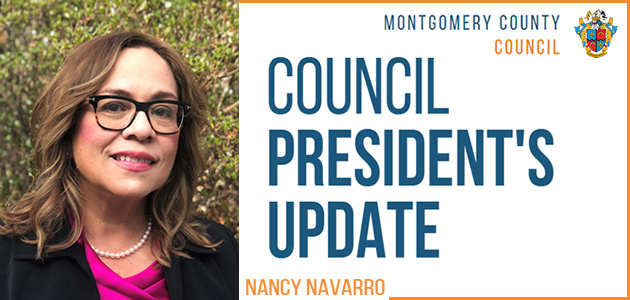 Council President Navarro newsletter