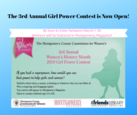 CFW women's 2019 girl power contest