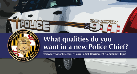What Qualities Do You Want in a New Police Chief?