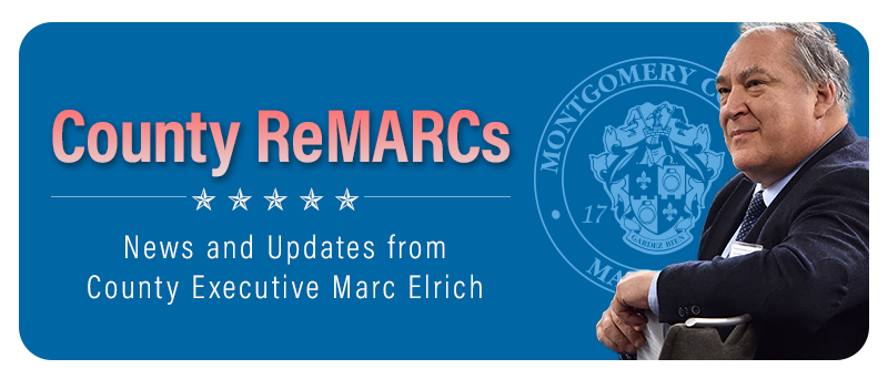 text of county remarcs - news and updates from county executive marc elrich