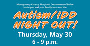 Autism Night/IDD Night Out