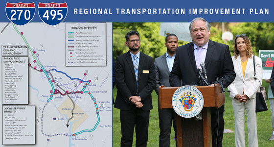 County Officials Continue to Work to Relieve Traffic Congestion